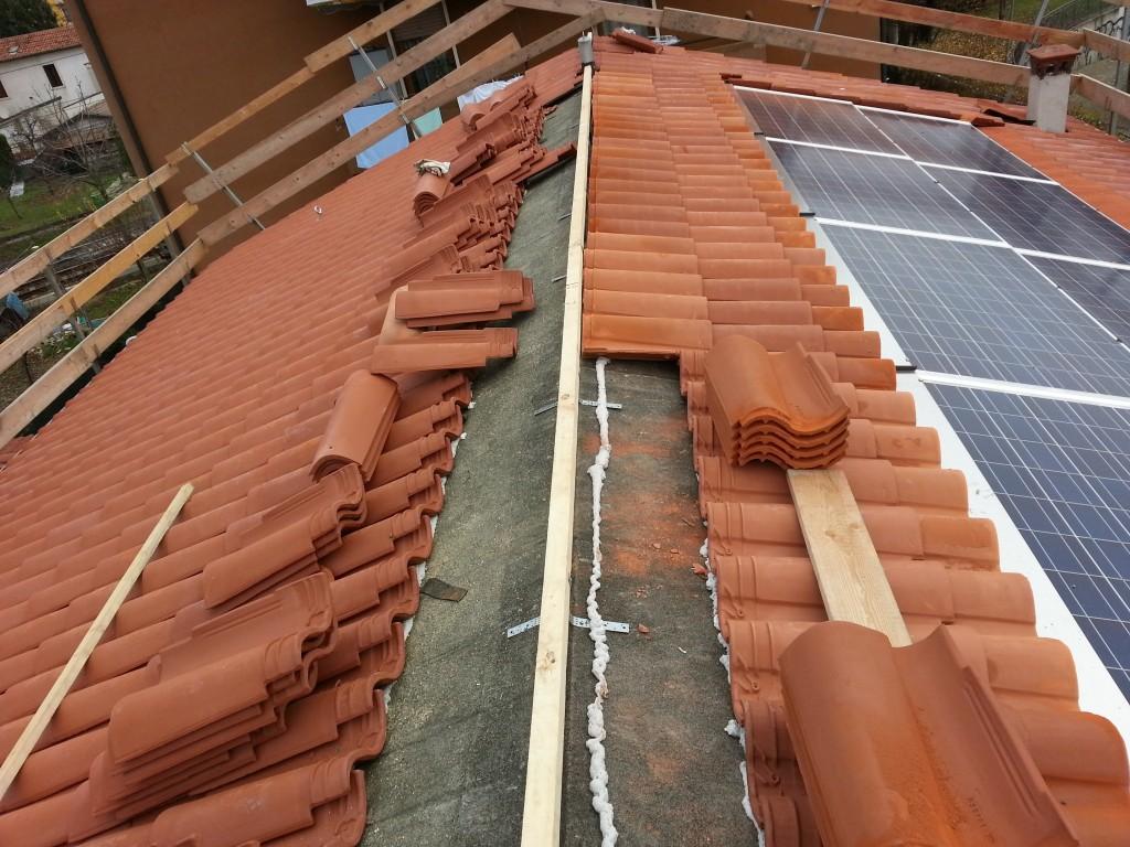 Ristrutturazione e coibentazione tetti civer coperture for Civer coperture
